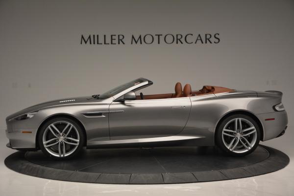 New 2016 Aston Martin DB9 GT Volante for sale Sold at Alfa Romeo of Greenwich in Greenwich CT 06830 2