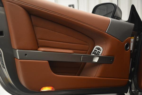 New 2016 Aston Martin DB9 GT Volante for sale Sold at Alfa Romeo of Greenwich in Greenwich CT 06830 27