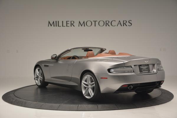 New 2016 Aston Martin DB9 GT Volante for sale Sold at Alfa Romeo of Greenwich in Greenwich CT 06830 5