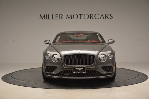 Used 2016 Bentley Continental GT Speed for sale Sold at Alfa Romeo of Greenwich in Greenwich CT 06830 12