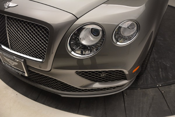 Used 2016 Bentley Continental GT Speed for sale Sold at Alfa Romeo of Greenwich in Greenwich CT 06830 14