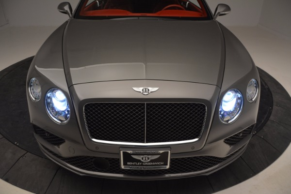 Used 2016 Bentley Continental GT Speed for sale Sold at Alfa Romeo of Greenwich in Greenwich CT 06830 15