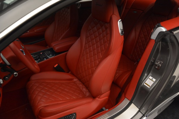 Used 2016 Bentley Continental GT Speed for sale Sold at Alfa Romeo of Greenwich in Greenwich CT 06830 26