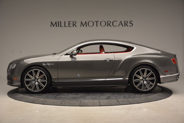Used 2016 Bentley Continental GT Speed for sale Sold at Alfa Romeo of Greenwich in Greenwich CT 06830 3