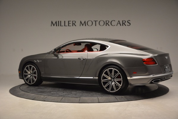 Used 2016 Bentley Continental GT Speed for sale Sold at Alfa Romeo of Greenwich in Greenwich CT 06830 4