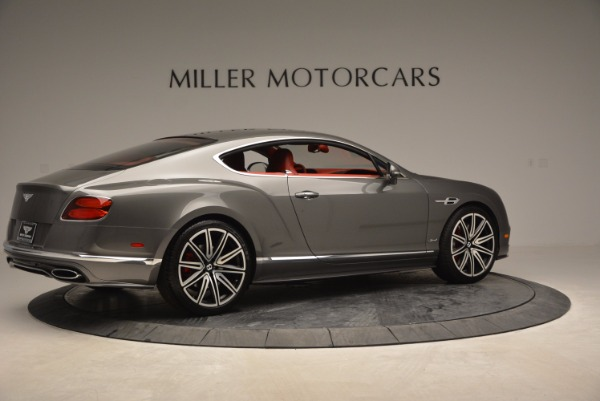 Used 2016 Bentley Continental GT Speed for sale Sold at Alfa Romeo of Greenwich in Greenwich CT 06830 8