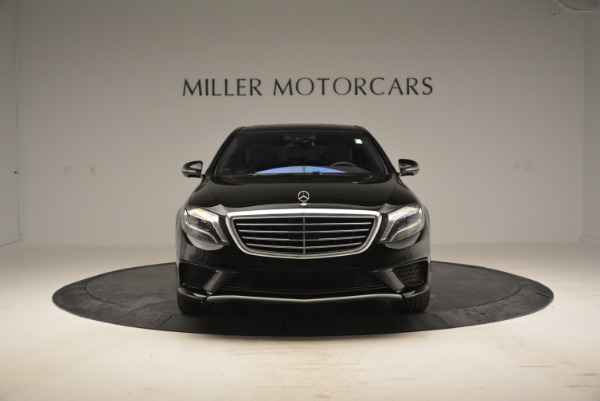 Used 2014 Mercedes Benz S-Class S 63 AMG for sale Sold at Alfa Romeo of Greenwich in Greenwich CT 06830 12