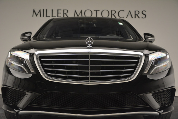 Used 2014 Mercedes Benz S-Class S 63 AMG for sale Sold at Alfa Romeo of Greenwich in Greenwich CT 06830 13