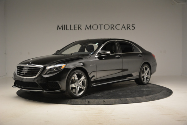 Used 2014 Mercedes Benz S-Class S 63 AMG for sale Sold at Alfa Romeo of Greenwich in Greenwich CT 06830 2