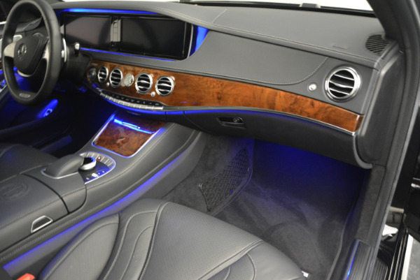 Used 2014 Mercedes Benz S-Class S 63 AMG for sale Sold at Alfa Romeo of Greenwich in Greenwich CT 06830 23