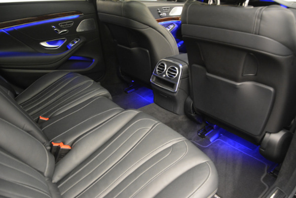 Used 2014 Mercedes Benz S-Class S 63 AMG for sale Sold at Alfa Romeo of Greenwich in Greenwich CT 06830 26