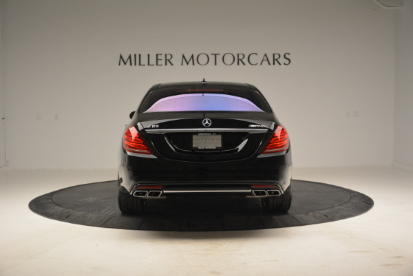 Used 2014 Mercedes Benz S-Class S 63 AMG for sale Sold at Alfa Romeo of Greenwich in Greenwich CT 06830 6