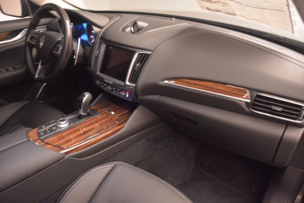New 2017 Maserati Levante S for sale Sold at Alfa Romeo of Greenwich in Greenwich CT 06830 22