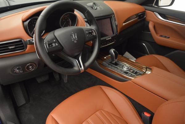 New 2017 Maserati Levante for sale Sold at Alfa Romeo of Greenwich in Greenwich CT 06830 12