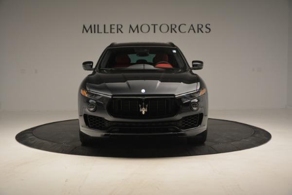 New 2017 Maserati Levante S for sale Sold at Alfa Romeo of Greenwich in Greenwich CT 06830 12