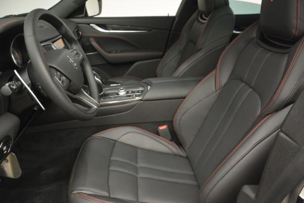 New 2017 Maserati Levante S for sale Sold at Alfa Romeo of Greenwich in Greenwich CT 06830 15
