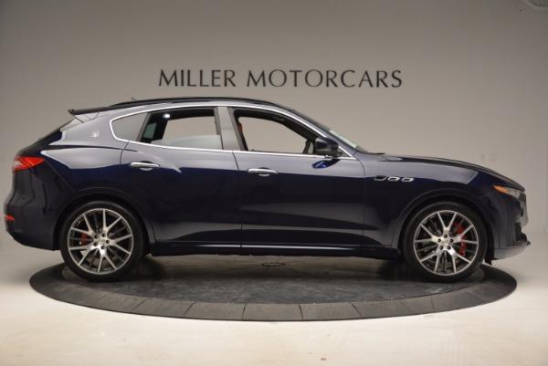 New 2017 Maserati Levante S for sale Sold at Alfa Romeo of Greenwich in Greenwich CT 06830 9