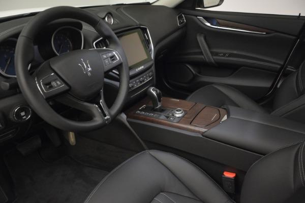 New 2017 Maserati Ghibli S Q4 for sale Sold at Alfa Romeo of Greenwich in Greenwich CT 06830 14