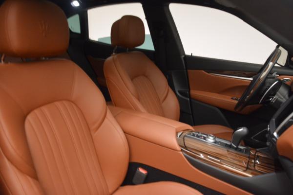 New 2017 Maserati Levante for sale Sold at Alfa Romeo of Greenwich in Greenwich CT 06830 20