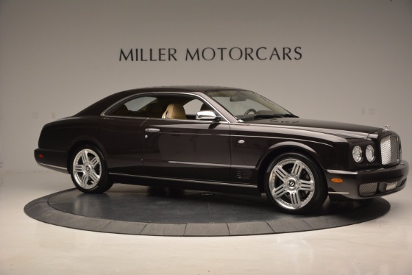 Used 2009 Bentley Brooklands for sale Sold at Alfa Romeo of Greenwich in Greenwich CT 06830 10