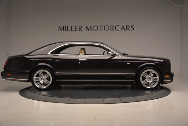 Used 2009 Bentley Brooklands for sale Sold at Alfa Romeo of Greenwich in Greenwich CT 06830 9