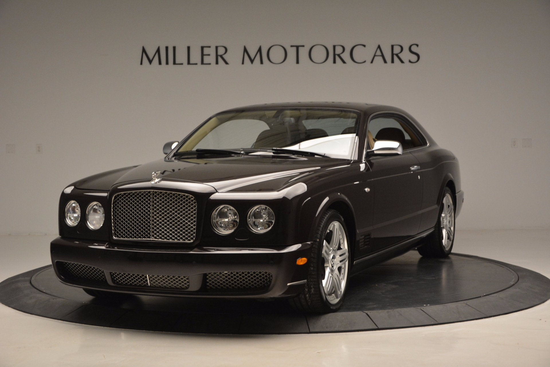 Used 2009 Bentley Brooklands for sale Sold at Alfa Romeo of Greenwich in Greenwich CT 06830 1