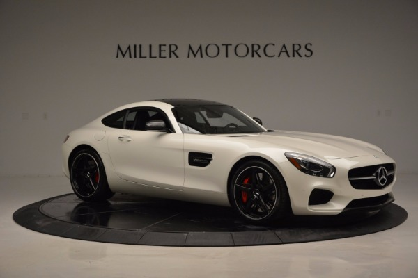 Used 2016 Mercedes Benz AMG GT S for sale Sold at Alfa Romeo of Greenwich in Greenwich CT 06830 10