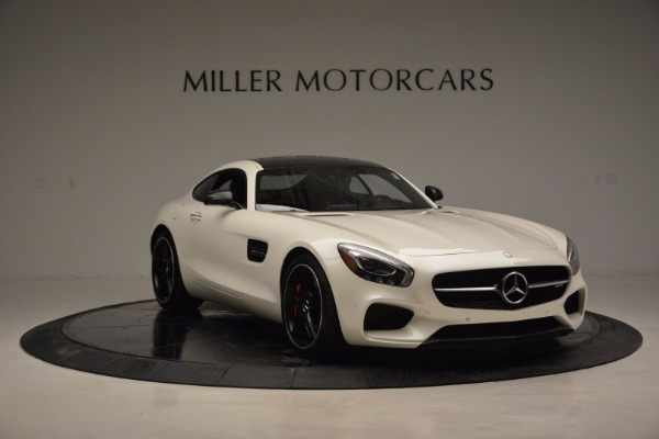 Used 2016 Mercedes Benz AMG GT S for sale Sold at Alfa Romeo of Greenwich in Greenwich CT 06830 11