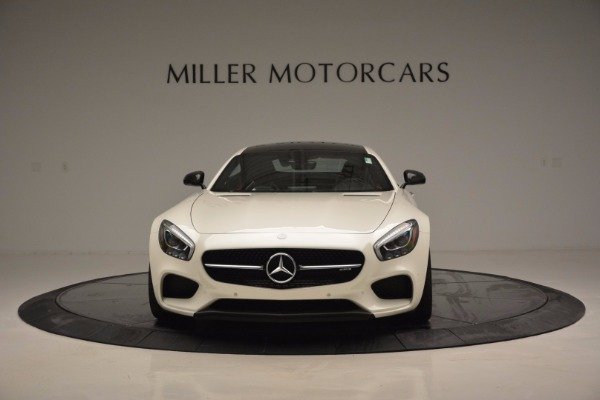 Used 2016 Mercedes Benz AMG GT S for sale Sold at Alfa Romeo of Greenwich in Greenwich CT 06830 12