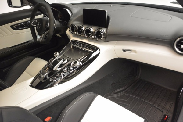 Used 2016 Mercedes Benz AMG GT S for sale Sold at Alfa Romeo of Greenwich in Greenwich CT 06830 18