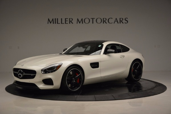 Used 2016 Mercedes Benz AMG GT S for sale Sold at Alfa Romeo of Greenwich in Greenwich CT 06830 2