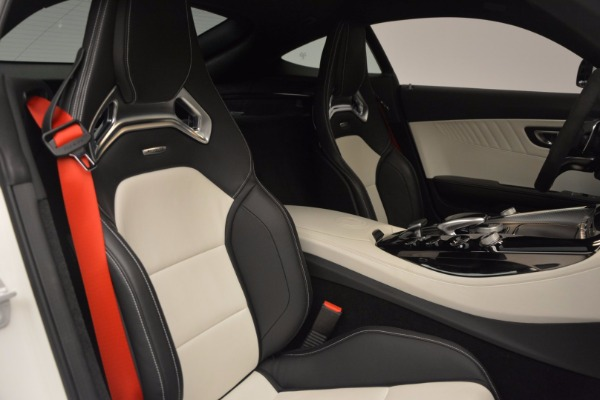 Used 2016 Mercedes Benz AMG GT S for sale Sold at Alfa Romeo of Greenwich in Greenwich CT 06830 20