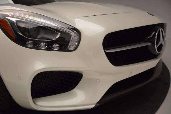 Used 2016 Mercedes Benz AMG GT S for sale Sold at Alfa Romeo of Greenwich in Greenwich CT 06830 23