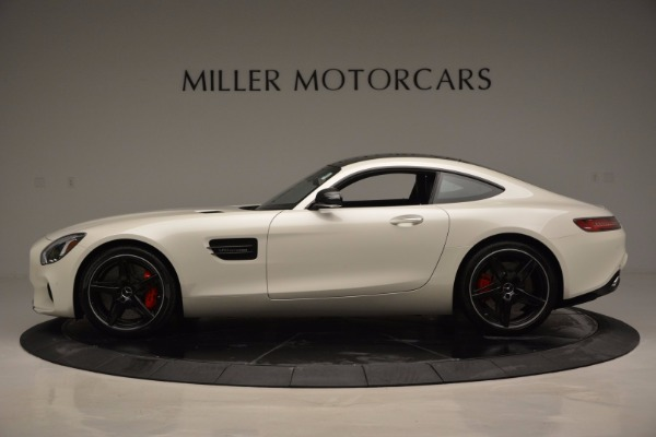 Used 2016 Mercedes Benz AMG GT S for sale Sold at Alfa Romeo of Greenwich in Greenwich CT 06830 3