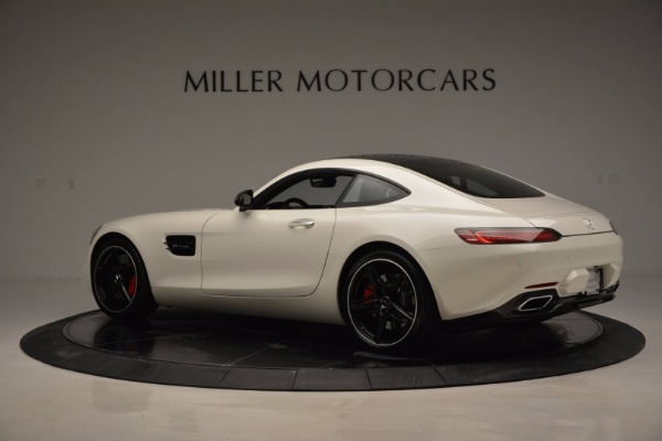 Used 2016 Mercedes Benz AMG GT S for sale Sold at Alfa Romeo of Greenwich in Greenwich CT 06830 4