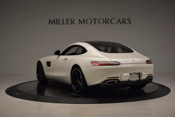 Used 2016 Mercedes Benz AMG GT S for sale Sold at Alfa Romeo of Greenwich in Greenwich CT 06830 5