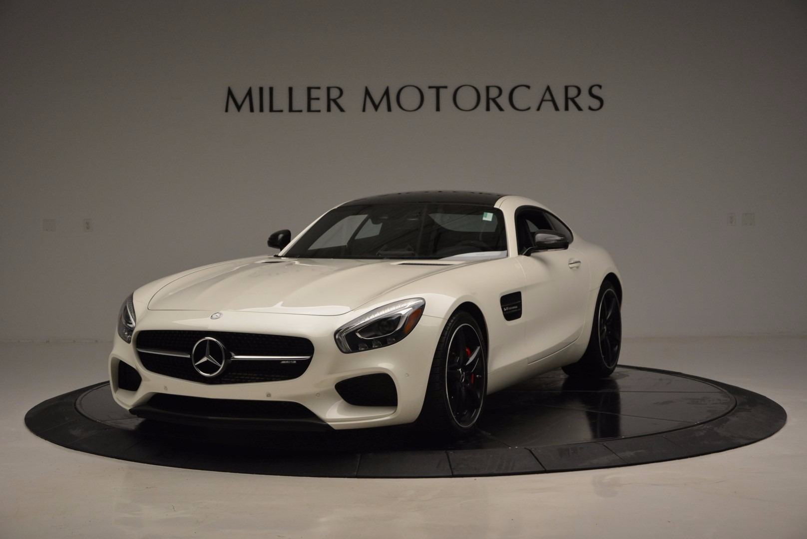 Used 2016 Mercedes Benz AMG GT S for sale Sold at Alfa Romeo of Greenwich in Greenwich CT 06830 1
