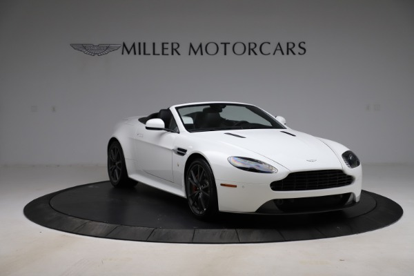 New 2015 Aston Martin Vantage GT GT Roadster for sale Sold at Alfa Romeo of Greenwich in Greenwich CT 06830 10