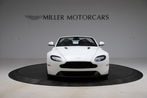New 2015 Aston Martin Vantage GT GT Roadster for sale Sold at Alfa Romeo of Greenwich in Greenwich CT 06830 11