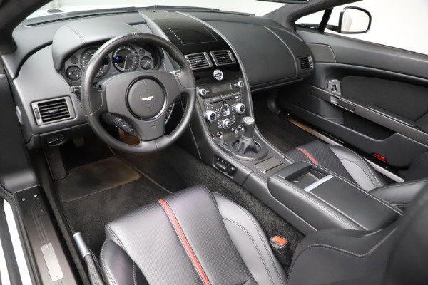 New 2015 Aston Martin Vantage GT GT Roadster for sale Sold at Alfa Romeo of Greenwich in Greenwich CT 06830 14