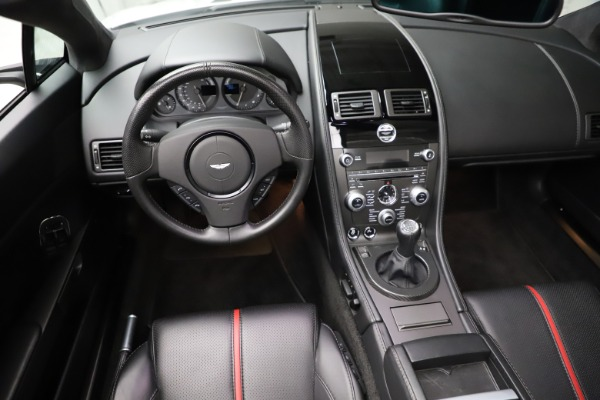 New 2015 Aston Martin Vantage GT GT Roadster for sale Sold at Alfa Romeo of Greenwich in Greenwich CT 06830 17