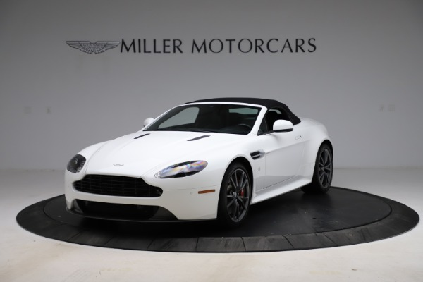 New 2015 Aston Martin Vantage GT GT Roadster for sale Sold at Alfa Romeo of Greenwich in Greenwich CT 06830 25