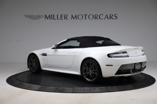 New 2015 Aston Martin Vantage GT GT Roadster for sale Sold at Alfa Romeo of Greenwich in Greenwich CT 06830 27