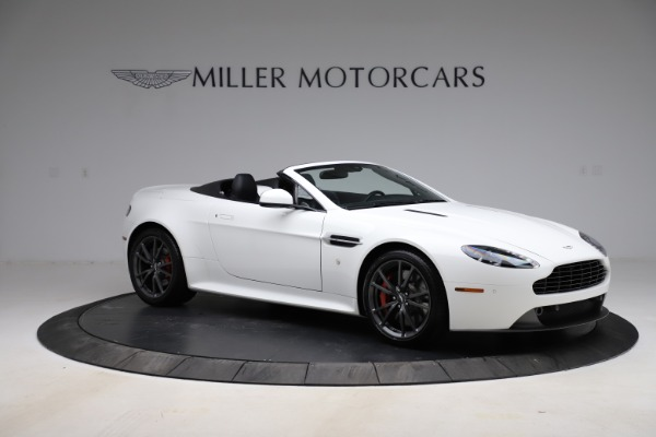 New 2015 Aston Martin Vantage GT GT Roadster for sale Sold at Alfa Romeo of Greenwich in Greenwich CT 06830 9