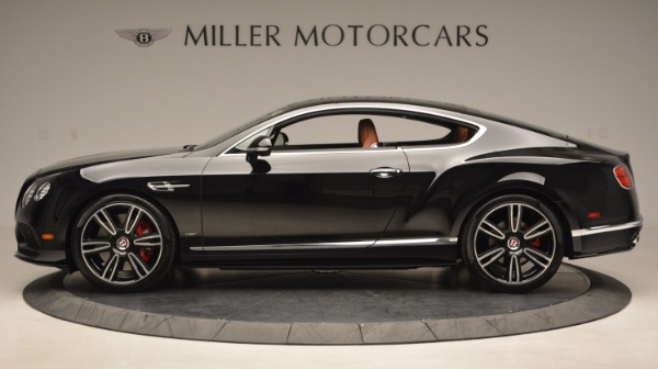 New 2017 Bentley Continental GT V8 S for sale Sold at Alfa Romeo of Greenwich in Greenwich CT 06830 3