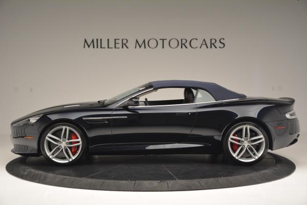 New 2016 Aston Martin DB9 GT Volante for sale Sold at Alfa Romeo of Greenwich in Greenwich CT 06830 15