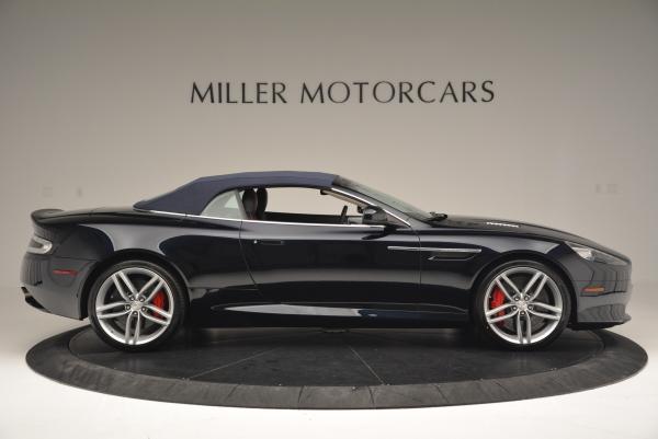 New 2016 Aston Martin DB9 GT Volante for sale Sold at Alfa Romeo of Greenwich in Greenwich CT 06830 16