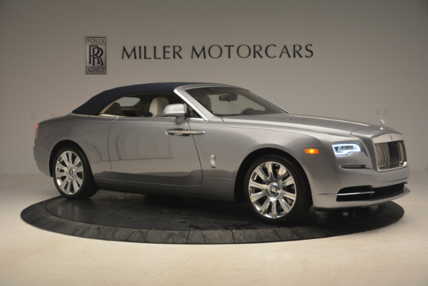Used 2017 Rolls-Royce Dawn for sale Sold at Alfa Romeo of Greenwich in Greenwich CT 06830 22