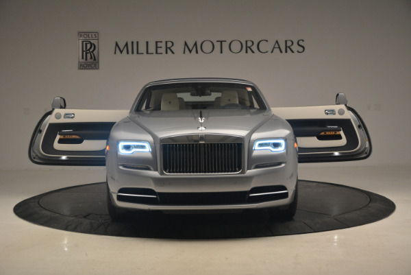 Used 2017 Rolls-Royce Dawn for sale Sold at Alfa Romeo of Greenwich in Greenwich CT 06830 24