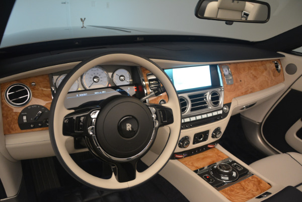 Used 2017 Rolls-Royce Dawn for sale Sold at Alfa Romeo of Greenwich in Greenwich CT 06830 26